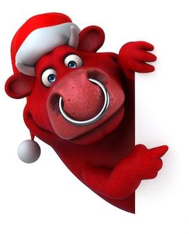 Red bull - 3d illustratie