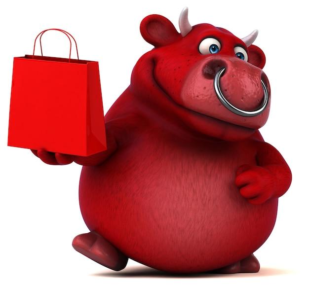 Red bull-animatie