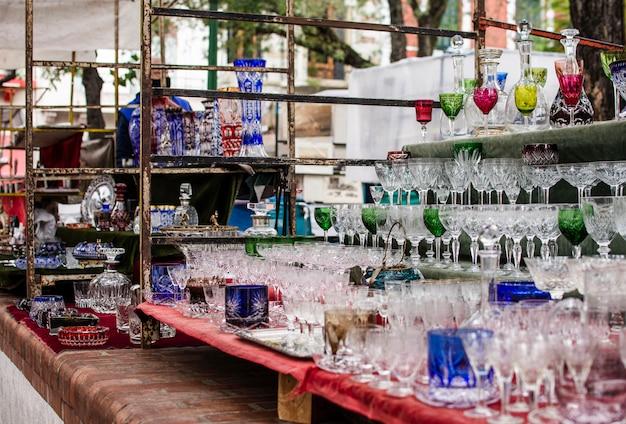Regeling van antiekmarktobjecten