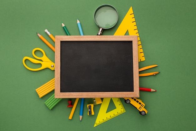 Regeling van de dagelementen van de leraar