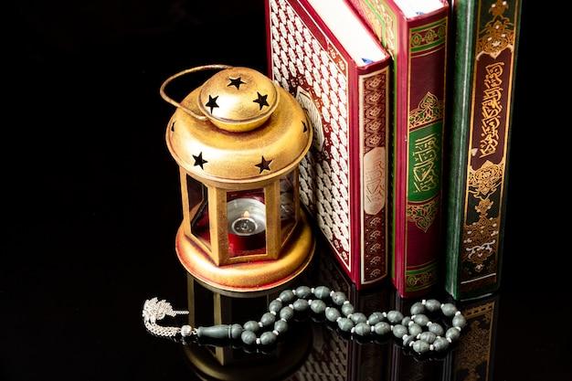 Regeling van islamitische elementen hoge hoek