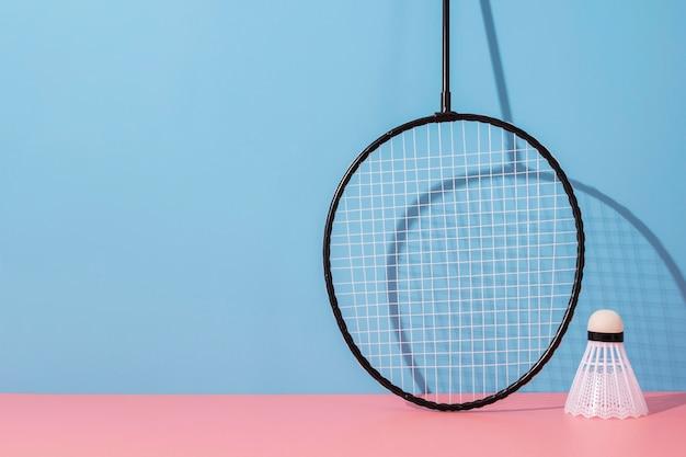Regeling van sportelementen in minimalistische stijl