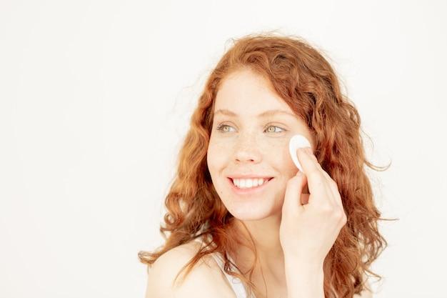 Reiniging gezicht