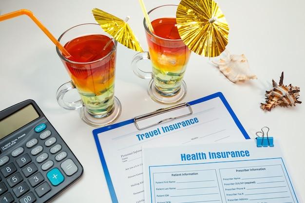 Reis- en ongevallenverzekering