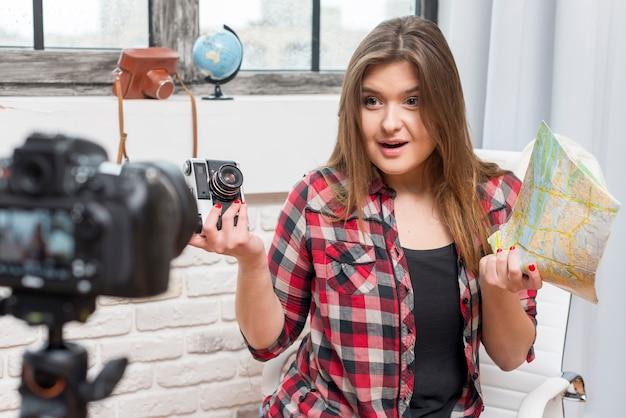 Reis vlogger