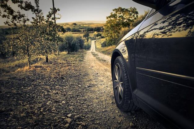 Reizen met de auto