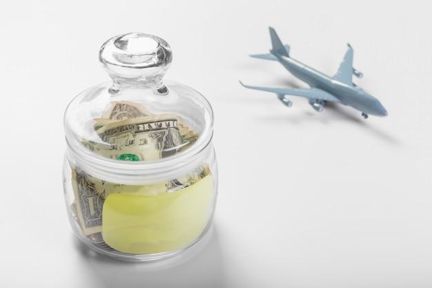 Reizen met het vliegtuig