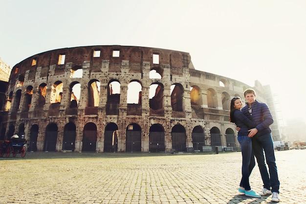 Reizen mooie schoenen toerist vreugde
