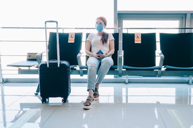 Reizen tijdens de coronaviruspandemie