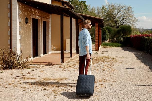 Reizen, toerisme en avontuur.