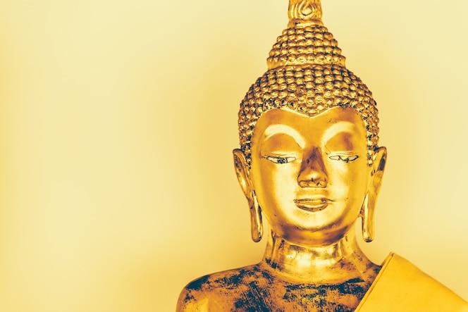 Religie gezicht gouden cultuur goud
