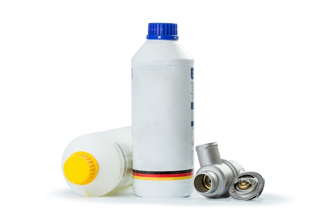 Rem hydraulische cilinder en remtrommel
