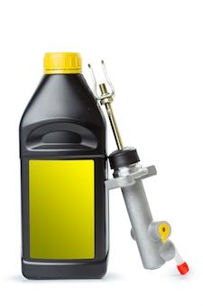 Rem hydraulische cilinder remtrommel