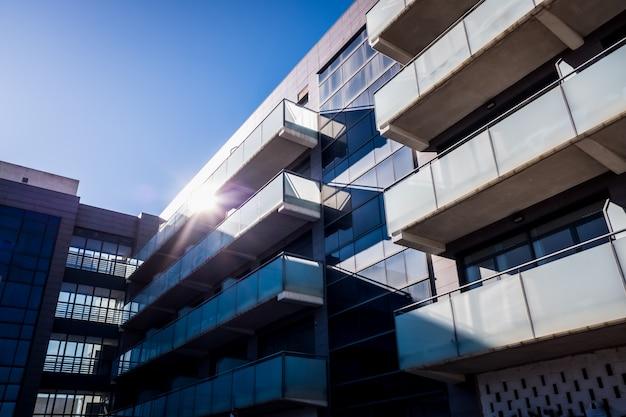 Residentiële appartementen en flats,