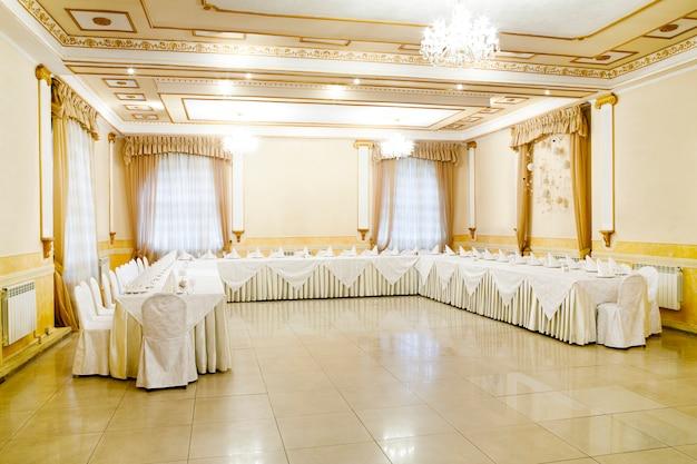 Restaurant evenement banket, bruiloft, feest