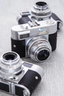 Retro camera's