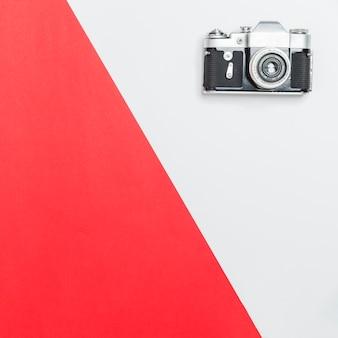 Retro camera voor op reis