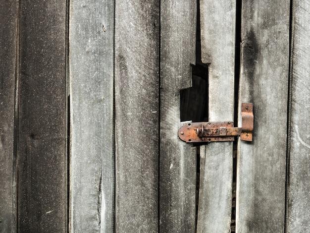 Retro houtstructuur