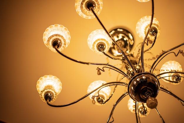 Retro verlichting blub huisdecoratie