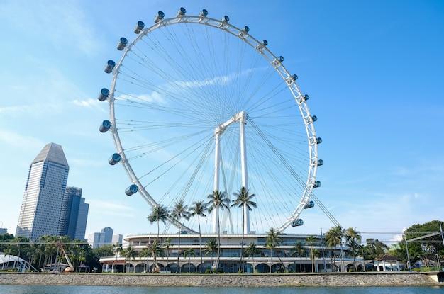 Reuzenrad van singapore