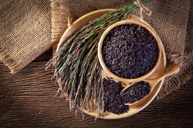 Riceberry biologisch voedsel