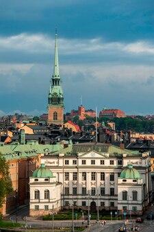 Riddarholm church, stockholm, zweden