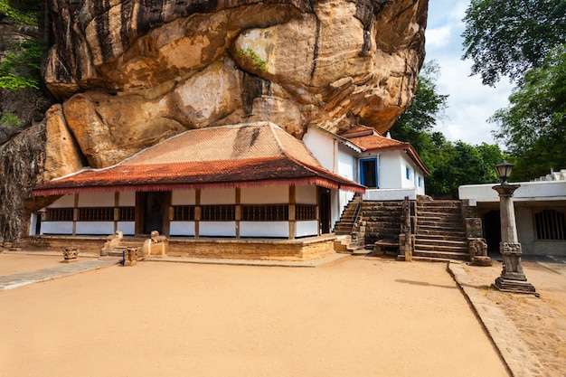 Ridi viharaya-tempel, sri lanka