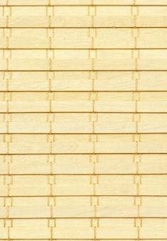 Rieten textuur bamboe hout achtergrond