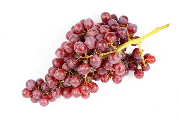 Rijpe rode druif