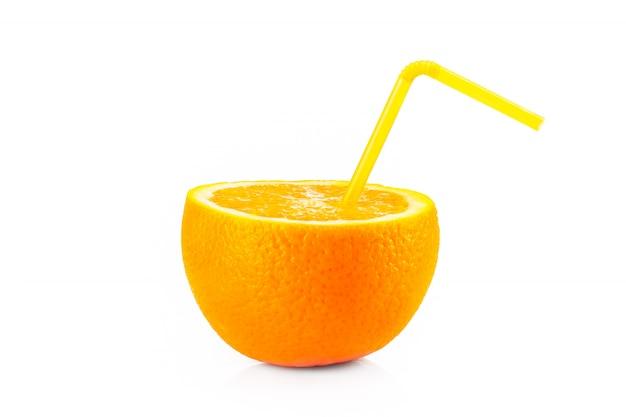 Rijpe sinaasappel
