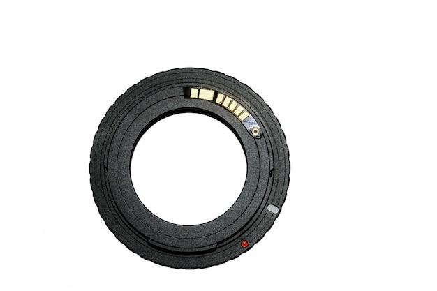 Ringadapter voor vintage lens met chip-focus