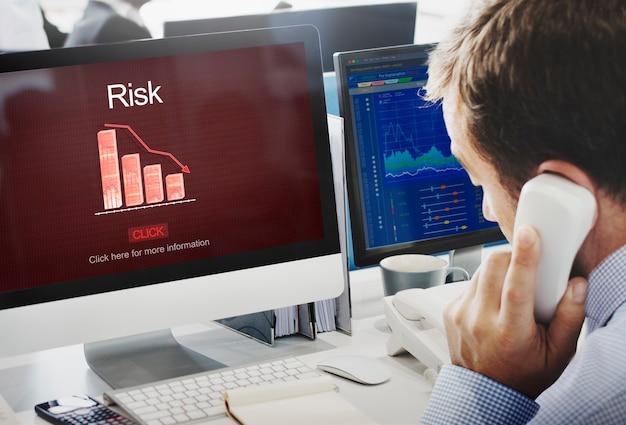 Risico gok opportunity swot zwakte onzeker concept