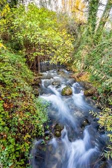 Rivier majaceite, el bosque, cadiz, spanje