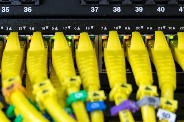 Rj 45 lan-kabel