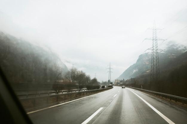 Roadtrip naar het platteland