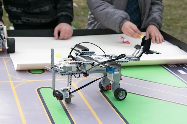 Robotica lessen
