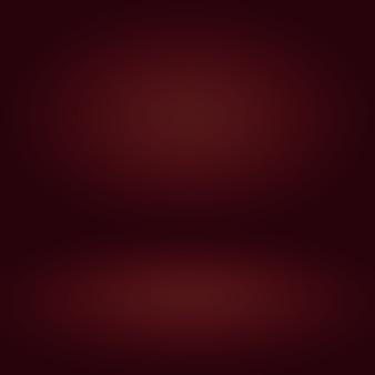 Rode abstracte achtergrond. afbeelding kan een webadvertentie of een standproduct gebruiken. met lege ruimte donkere gradiëntmuur.