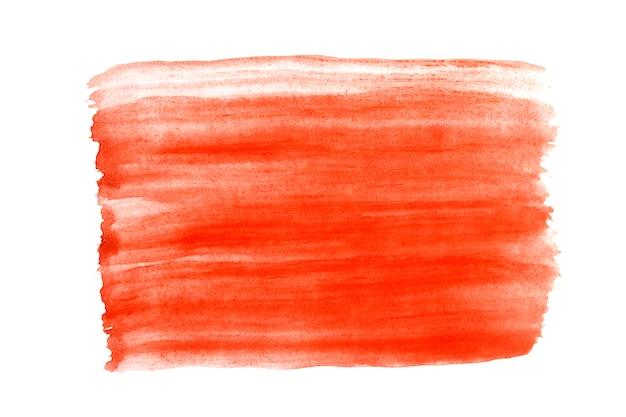 Rode abstracte achtergrond in aquarel stijl