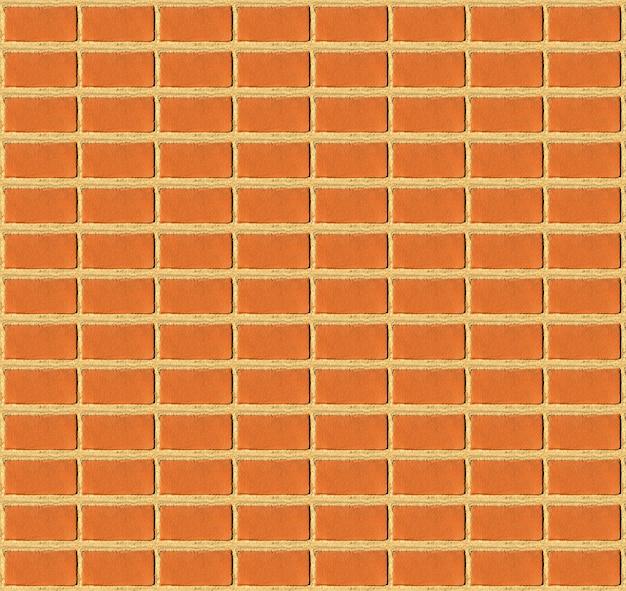 Rode bakstenen muur textuur achtergrond