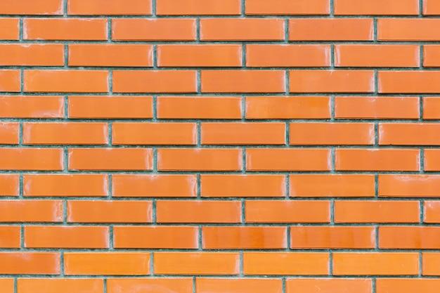 Rode bakstenen muur textuur