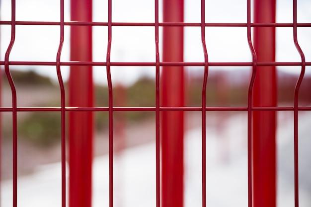 Rode balken