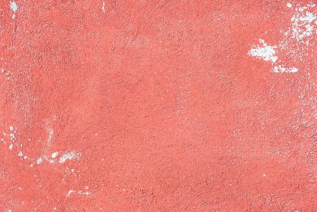 Rode betonnen muur achtergrond