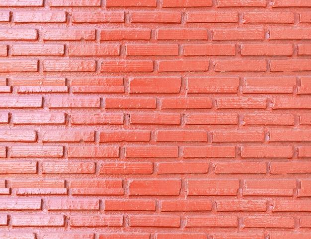 Rode betonnen muur textuur voor constructie