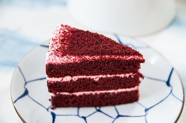 Rode cake