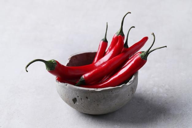 Rode chilipeper