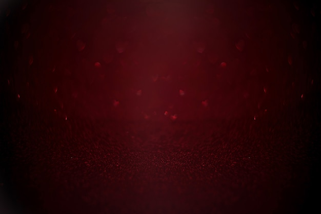 Rode glitter achtergrond