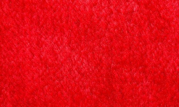 Rode heldere kunstbont