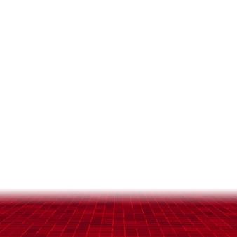 Rode keramische glas kleurrijke tegels mozaïek samenstelling patroon achtergrond