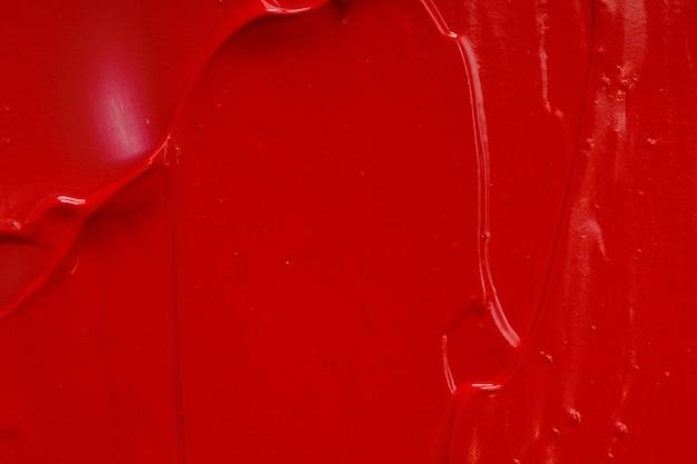 Rode olieverf. achtergrond voor ontwerper