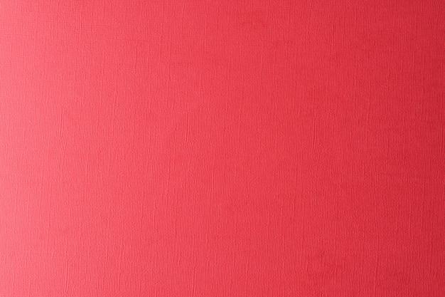 Rode papier gestructureerde achtergrond, close-up.